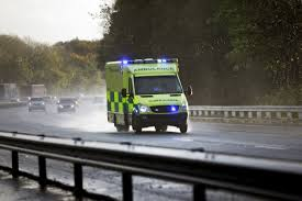 most dangerous bad driving habits around the world ambulance driving fast