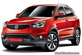 new car launches europe 2014New Ssangyong Korando C launched in Europe