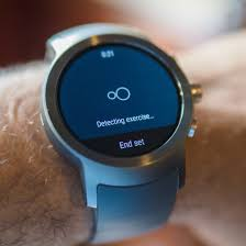 lg watch sport. though it occasionally made mistakes \u2013 once thought my bench press was a bent-over row more often right. it\u0027s also very easy to change the lg watch sport