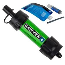 Waterfilter Mini Water Filtration System Sawyer
