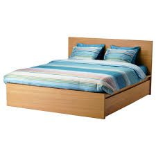 wooden furniture box beds. IKEA MALM Bed Frame, High, W 4 Storage Boxes Real Wood Veneer Will Make Wooden Furniture Box Beds