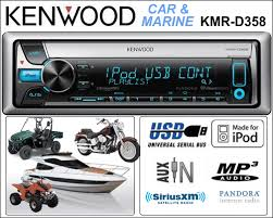 the install doctor the do it yourself car stereo installation kenwood kmr d358 79 95 shipping designed for car and boats