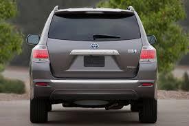 2013 Toyota Highlander Hybrid Warning Reviews - Top 10 Problems