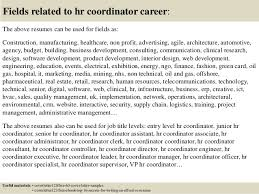 Sample Hr Coordinator Cover Letter Top 5 Hr Coordinator Cover Letter Samples