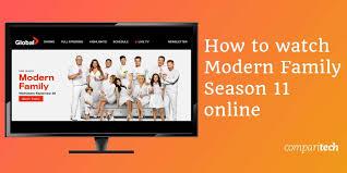 watch modern family season 11