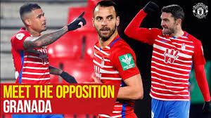 Meet The Opposition: Granada CF | UEFA Europa League | Manchester United