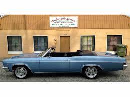 1966 Chevrolet Impala SS for Sale | ClassicCars.com | CC-999688