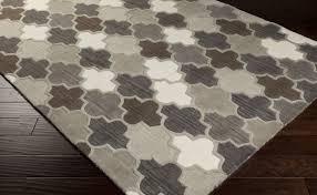 enjoyable inspiration brown and grey area rugs plain ideas surya oasis oas gray rug soft black