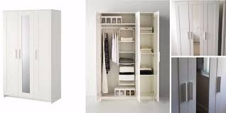 ikea bedroom furniture wardrobes. modern designer ikea bedroom furniture set 2 x wardrobe 1 bedside table ikea wardrobes a