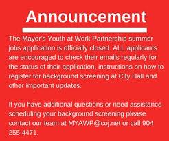 Coj Net Mayors Youth At Work Partnership