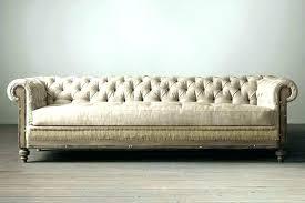 restoration hardware sleeper sofa distressed leather good rest