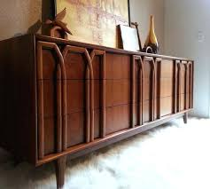 ... Buffet Sideboard Dining Room Extra Long Credenza Extra Long Modern  Credenza Vintage Mid Century Modern Extra ...