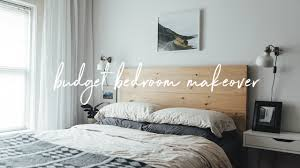 Beautiful Budget Bedroom Apartment Makeover U2022 Urban Outfitters Inspired