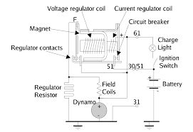 6v regulator for a generator system electronics forum circuits we need to know which way the field winding connects before we can choose design an electronic regulator
