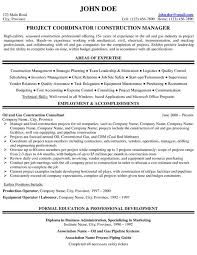 Bunch Ideas of Sample Resume For Oil And Gas Industry For Layout