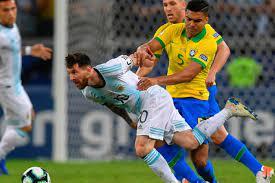 مشاهدة مباراة البرازيل والأرجنتين (بث مباشر) اليوم 15-11-2019 في بطولة  «السوبر كلاسيكو»