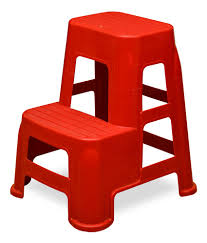Nilkamal Kitchen Furniture Nilkamal Stool Stl21 Bright Red Buy Nilkamal Stool Stl21 Bright