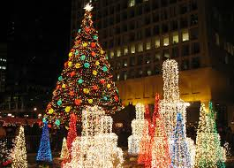 christmas tree lighting chicago. Chicago Christmas Tree Lighting