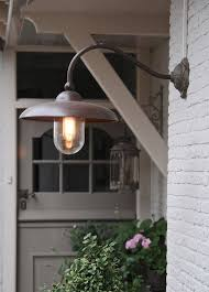 old barn light vintage reion love this fixture dutch door