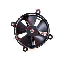 chinese 200cc parts accessories atv radiator cooling fan for chinese 200cc 250cc quad go kart buggy 4 wheeler us
