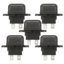 <b>5pcs 30a</b> amp auto blade standard fuse holder box for <b>car</b> boat truck ...