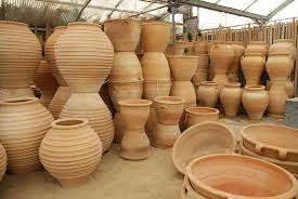 ... Large Clay Flower Pots Terracotta Pots For Trees Greek Terracotta  Planters In Outlet: ...