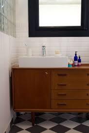mid century modern bathroom vanity. Outstanding Best 9 Mid Century Bathroom Ideas On Pinterest With . Modern Vanity