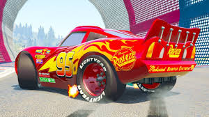 <b>Cars 3</b> Lightning Mcqueen and Jackson Storm Drift Racing ...