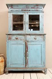Antique Kitchen Furniture Antique Kitchen Cupboard Storage Cabinet Armoire Indian Blue