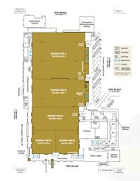 Sacramento Community Center Theater Seating Chart Exhibit Hall