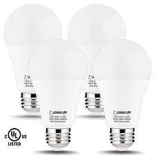lohas 100 watt led light bulbs equivalent with ul listed a19 led l 13 5w daylight 5000k e26 edison base bulb 1300lm led flood lights non dimmable