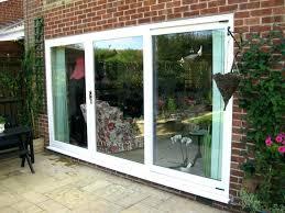 triple sliding glass door patio glass sliding patio doors modern patio doors patio sliding large size