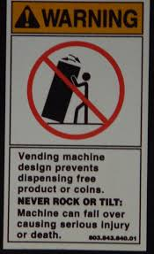 Vending Machine Related Deaths Awesome Sue Me If You Can