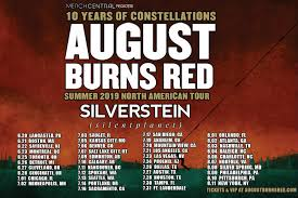 Chameleon Club Lancaster Pa Seating Chart August Burns Red Silverstein And Silent Planet At