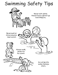 Stranger Danger Coloring Pages Ruva