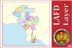 Lafd Battalions City Of Los Angeles Hub