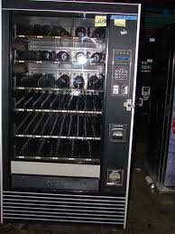 Rowe Vending Machine