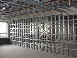 interior metal framing. Perfect Interior LIGHT GAUGE STEEL CONSTRUCTION And Interior Metal Framing R