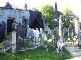 Outdoor Halloween Props 35 Best Ideas For Halloween Decorations Yard With 3 Easy Tips