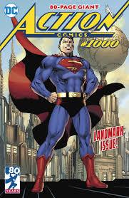 Action Comics 1000 Tops Aprils Sales Chart Superman