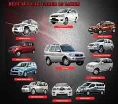 Best Suv Car Under Lakhs