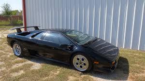 1994 Lamborghini Diablo VT Coupe; 5.7L V12 F DOHC 48V; Standard ...