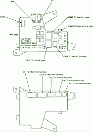 94 prelude coil wiring diagram 1994 honda prelude fuse box diagram 1994 image 1992 honda accord wiring diagram wiring diagram and