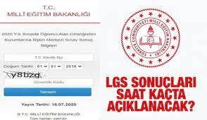 LGS sonuçları ne zaman saat kaçta açıklanacak? 2021 MEB sonuçlar için  takvimi duyurdu! - GÜNCEL Haberleri