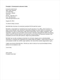 reference letter sample for employment job recommendation letter sample format customer service reference