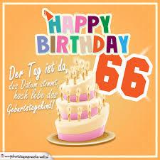 Geburtstagsglückwünsche 66 Royaldutchgenetics