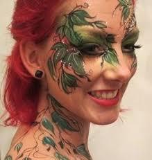 cosmic nomad body art face painter in san antonio texas akihito ikeda fx makeupmakeup artistprosthetic makeupspecial the makeup