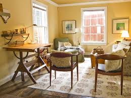 1940s Homes Interior Design How To Use Color To Make Your Vintage Home Reflect Its
