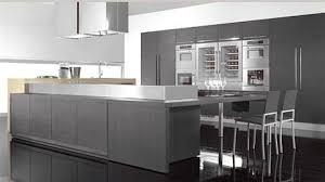 Black White And Grey Kitchen 30 Grey And White Kitchen Ideas White Kitchen Kitchen Design