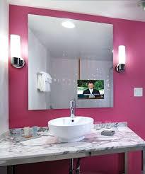 in mirror tv loft bathroom mirror at the flamingo mirror tv cover uk in mirror tv